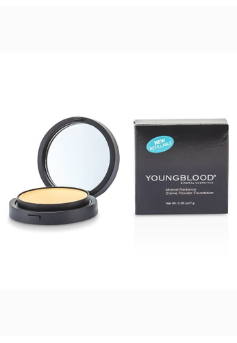 Youngblood YOUNGBLOOD - Mineral Radiance Creme Powder Foundation - # Warm Beige 7g/0.25oz 4A007BE316F7D8GS_1