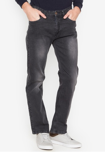 Guitar black Slim Straight Jeans 7E946AAC7EE641GS_1