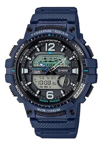 Casio blue Casio Fishing Gear WSC-1250H-2AVDF Blue DA4BDACEAF5278GS_1