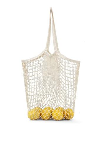Malibu Beachwear 米褐色 Avoska Net Bag EDDA6AC53F304DGS_1