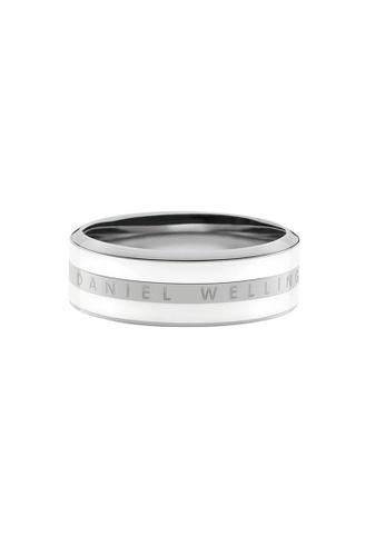 Daniel Wellington silver Classic Ring Satin White Silver 50 9BF5EAC84D7B68GS_1