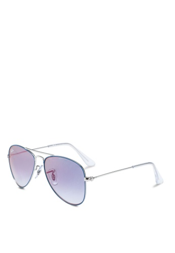 Ray-Ban 多色 Ray-Ban Junior RJ9506S 太陽眼鏡 B1DC6GL70506DDGS_1