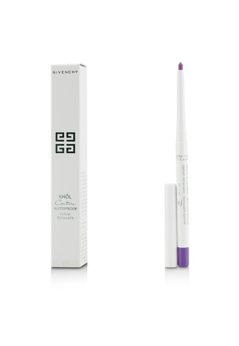 Givenchy GIVENCHY - Khol Couture Waterproof Retractable Eyeliner - # 06 Lilac 0.3g/0.01oz 10F47BE528D173GS_1