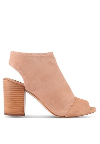 ALDO beige Barefoot Heels AL087SH0S72QMY_1