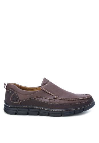 Itti brown Formal Shoes IT425SH0JTKWPH_1
