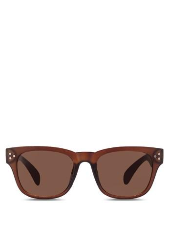 Hunter 粗框太陽esprit holdings limited眼鏡, 飾品配件, 方框