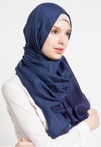 SHALIMAR blue Pashmina 2 In 1 Style SH713AA49ASGID_1