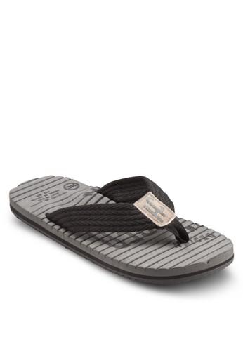 撞色寬帶拖鞋esprit台灣網頁, 鞋, 鞋