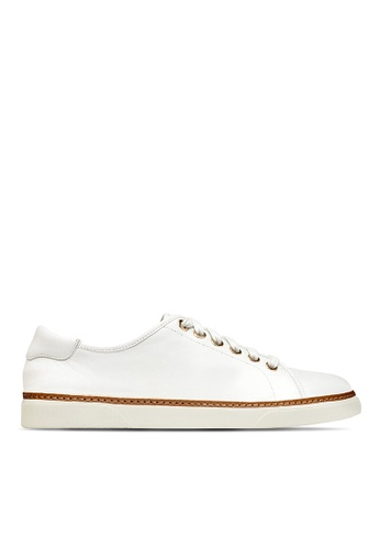Vionic white Leah Casual Sneakers B1C23SH64DC508GS_1