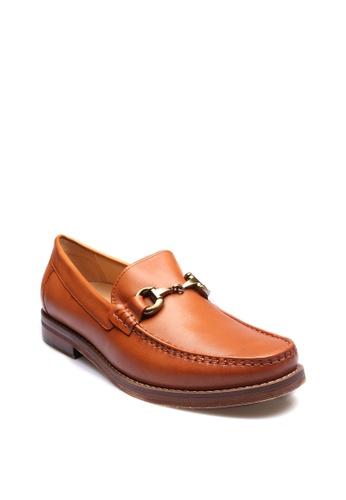 East Rock brown Strandmoc Men Formal Shoes C6B5ESHA0FE2FFGS_1