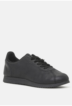 5f4e98445a60 10% OFF London Rag Active Casual Lace UP perforated Sneakers S  50.89 NOW  S  45.99 Available in several sizes