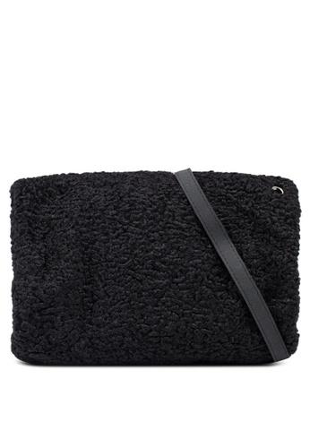Berrybenka black Syila Octa Sling Bag ED5FEAC9EBF823GS_1
