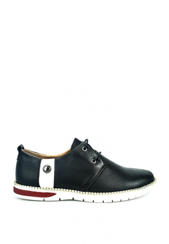 Cardam's Lifestyle black Michael Sneakers 11F4ASHFEA0268GS_1