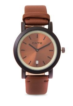 Fashion Leather Analog Watch M-259