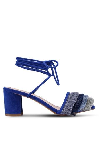 Public Desire blue Beach Heels 38531SH96EE1F2GS_1