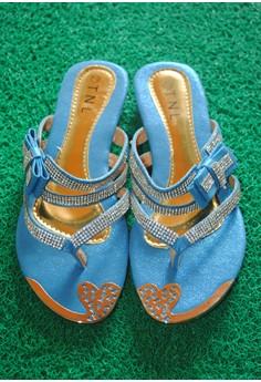 TNL Piper Sandals (Blue)