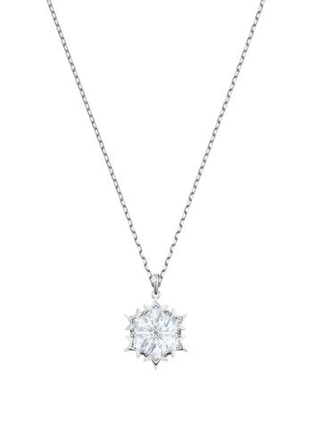 Swarovski silver Magic Pendant Necklace 032E9AC52A9E15GS_1