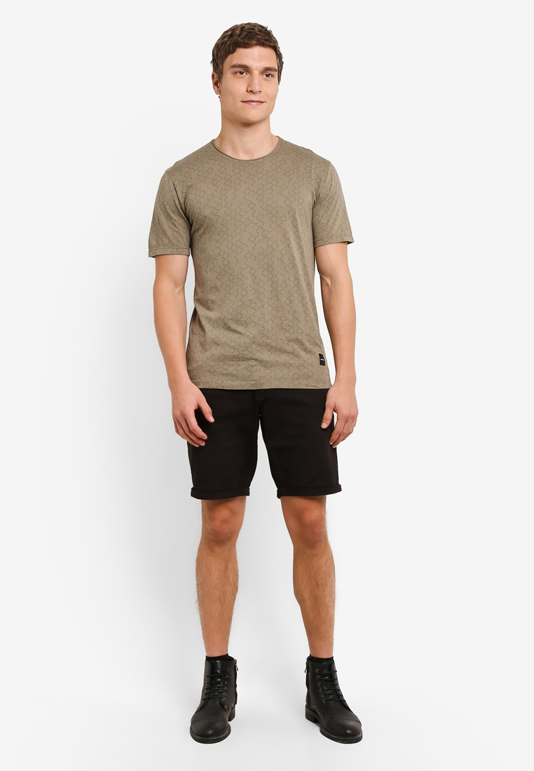 Tee Only August Fallen Short Sleeve Sons Rock amp; aEqHAPqxw