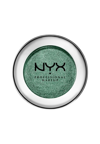 NYX Professional Makeup green NYX Professional Makeup Prismatic Eyeshadow -  JADED 59C31BECF6AC37GS_1