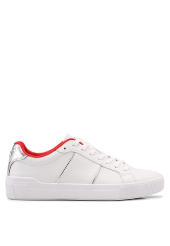 ALDO white Lugolo Sneakers 9A4DASH45B69A8GS_1