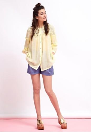 縷空esprit服飾輕薄罩衫, 服飾, 上衣