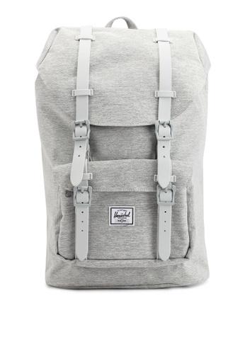 96fe86d796c Buy Herschel Little America Mid Volume Backpack Online on ZALORA ...