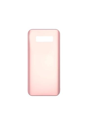 MobileHub pink Samsung S10 X-Level Rubberized Matte Hard Back Case A3A4FACDE3DE89GS_1