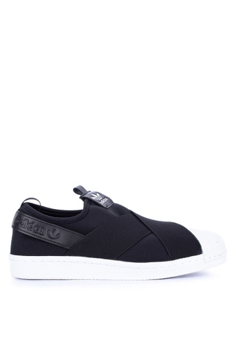 sale retailer 03040 28beb adidas originals superstar slip on w