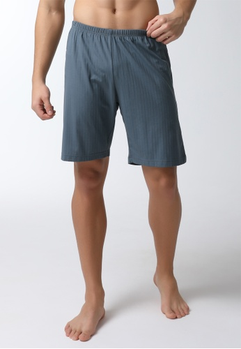 Tani grey Tani Lisbon Men's Lounge Shorts T29447 2E0BEAA4FDB012GS_1