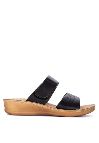 8614b2cf99715e Shop Unlisted Romelee Wedges Online on ZALORA Philippines