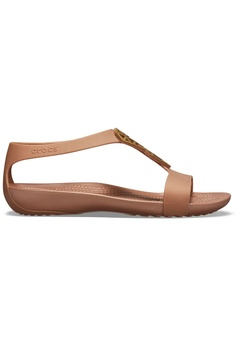 e2689fbfe8e3 Crocs brown Women s Crocs Serena Embellished Sandal Brnz Brnz  FADB5SH72BA424GS 1
