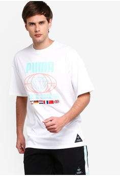 e51ae139b71 Puma Select white PUMA x DIAMOND SUPPLY Tee A0DACAA1F8FFCBGS_1