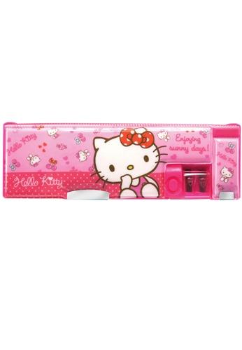 Hello Kitty HELLO KITTY MAGNETIC PENCIL CASE EAA47KC9087E36GS_1