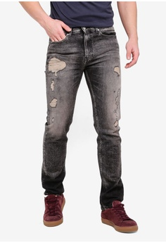 eaa7b2ef34 Calvin Klein multi Slim Straight (East) - Calvin Klein Jeans  70B7DAAB8EB2FBGS 1