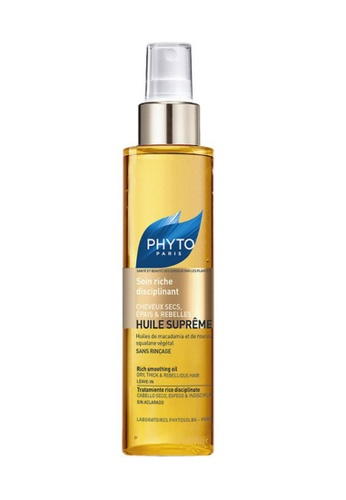 PHYTO Phyto Huile Supreme Rich Smoothing Oil PH934BE0GLUISG_1