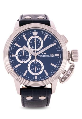 TW Steel blue CE7007 Chronograph Watch 49340ACE652E65GS_1