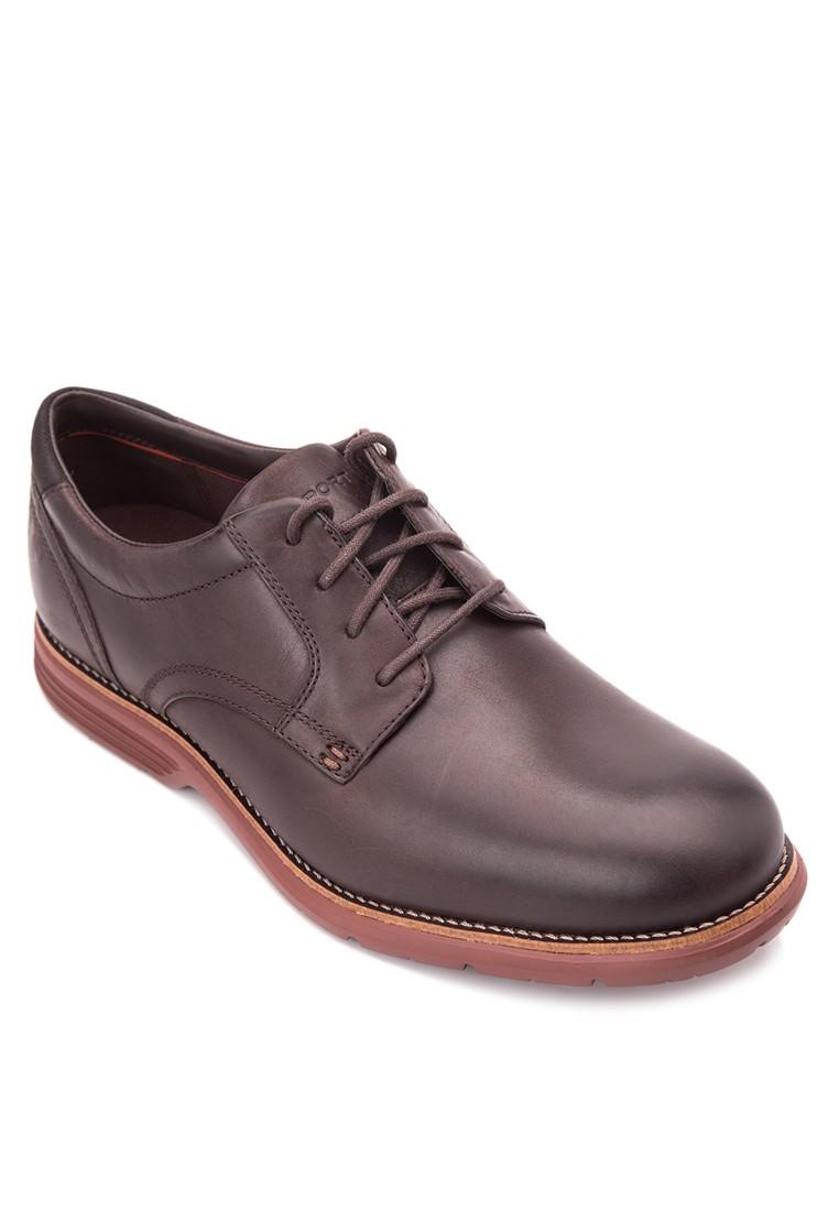 Total Motion Fusion Plain Toe Formal Shoes
