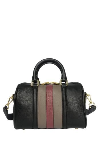 Pierre Cardin black Pierre Cardin GIA Medium Boston Bag E051EAC9EAE3C0GS_1