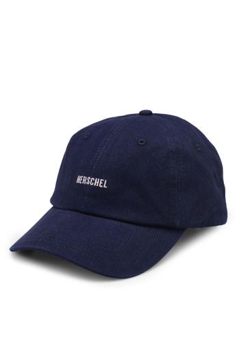 Herschel navy Sylas Cap 3DCD2AC119D94EGS_1