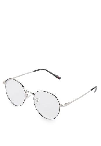 Kingship silver Signature Kacamata Anti Blue Light Coviar Eyewear 78665GL5030046GS_1