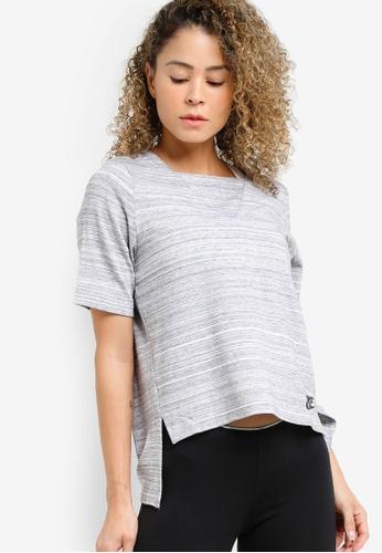 Nike white Women's Nike Sportswear Advance 15 Top NI126AA55MFGMY_1