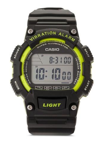 Casio multi Casio Youth Digital Black Dial Men's Watch CA843AC20VJFMY_1