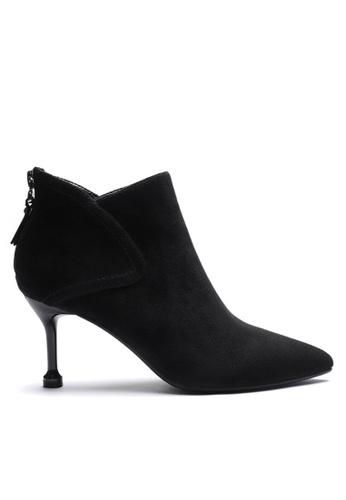Twenty Eight Shoes 猄布踝靴2019-2 2F950SH8C7E7DEGS_1