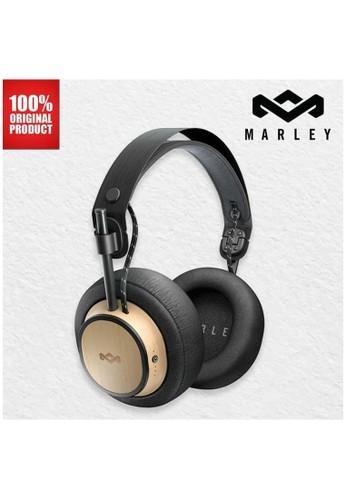 Marley black Headphone Bluetooth Original Marley Exodus - Black 31F14ESFB601ECGS_1