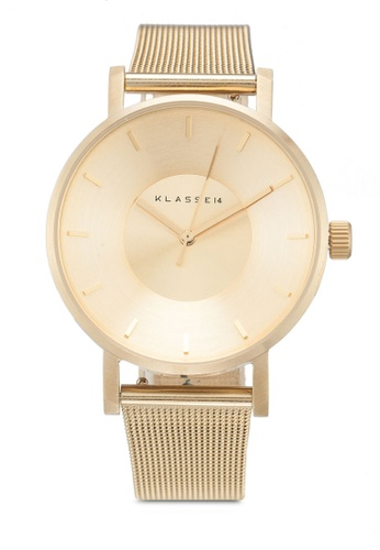 Klasse14 gold Volare Classic 36mm Gold 8CFCCACE675DF3GS_1