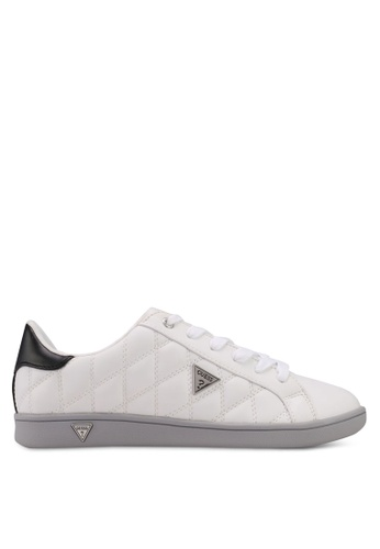 Guess white Active Sneakers 40FB3SH748F494GS_1