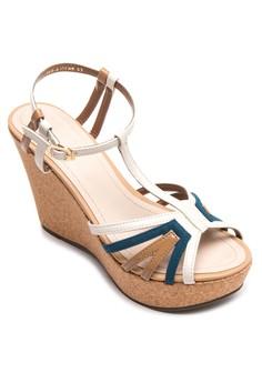 Aiden Wedge Sandals