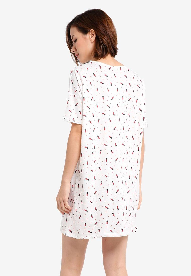 White Mango Natural Mango Printed Natural Natural Printed Printed Mango White White Dress Dress Dress Printed CStq7
