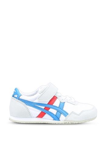 Onitsuka Tiger white Serrano Ps Shoes A3BA2KSB123249GS_1