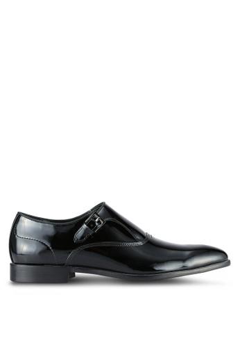 ALDO black Haysien Dress Shoes AL087SH0RTNTMY_1